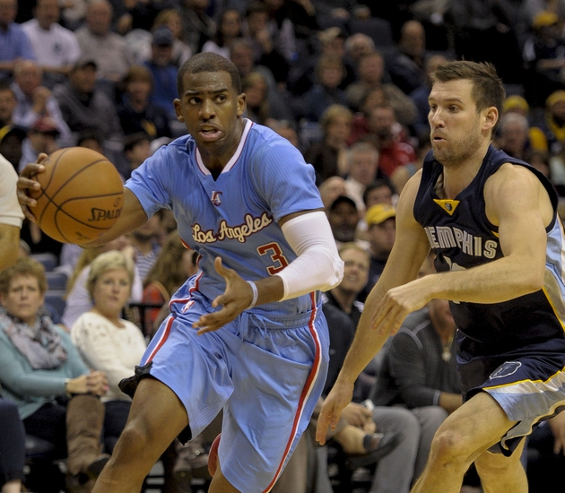 Los Angeles Clippers vs. Memphis Grizzlies - 2/23/15 NBA Pick, Odds, and Prediction