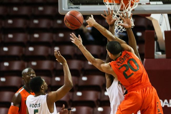 Charlotte vs. Miami - 11/25/14 College Basketball Pick, Odds, and Prediction