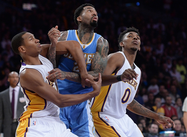 Nuggets vs. Lakers - 12/30/14 NBA Pick, Odds, and Prediction