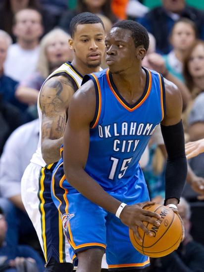 Oklahoma City Thunder vs. Utah Jazz - 11/26/14 NBA Pick, Odds, and Prediction