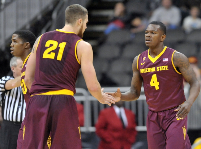Arizona State vs. UNLV - 12/3/14 College Basketball Pick, Odds, and Prediction