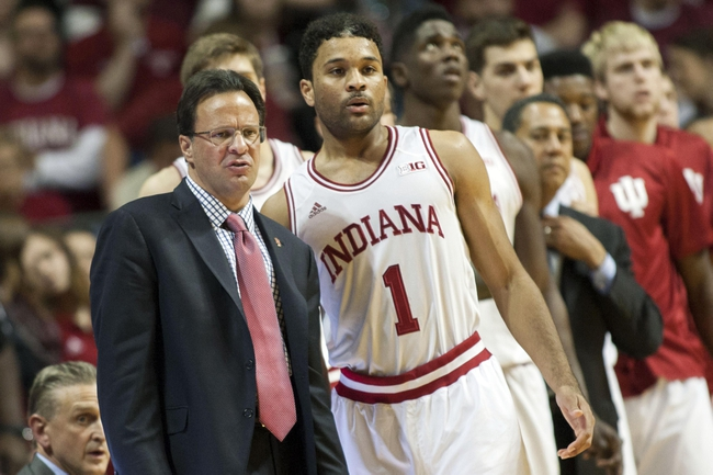 Georgetown vs. Indiana - 12/27/14 College Basketball Pick, Odds, and Prediction