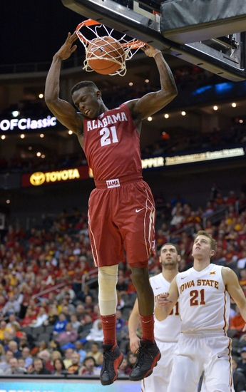 Alabama vs. Arizona State - 11/25/14 College Basketball Pick, Odds, and Prediction