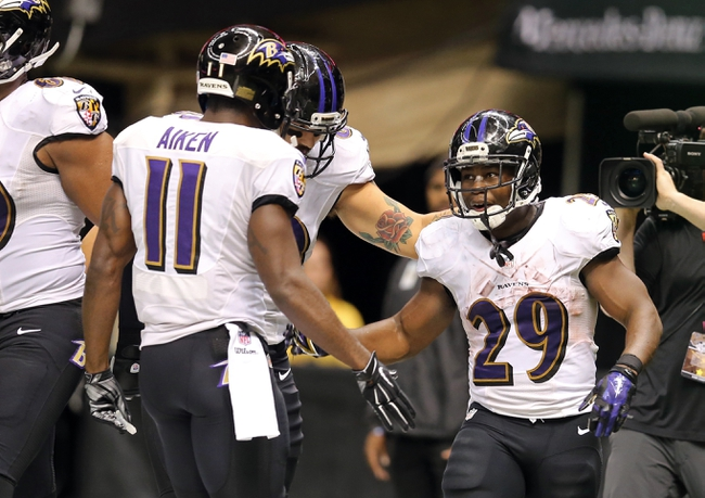 Saints vs. Ravens - 8/13/15 NFL Pick, Odds, and Prediction