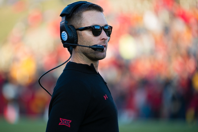 College Football Preview: The 2015 Texas Tech Red Raiders