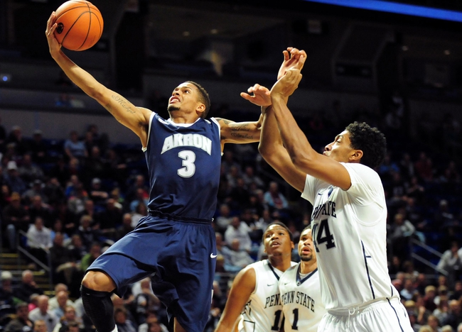 Akron Zips vs. Middle Tennessee Blue Raiders - 12/13/14 College Basketball Pick, Odds, and Prediction