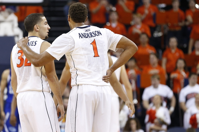 Rutgers vs. Virginia - 11/29/14 College Basketball Pick, Odds, and Prediction