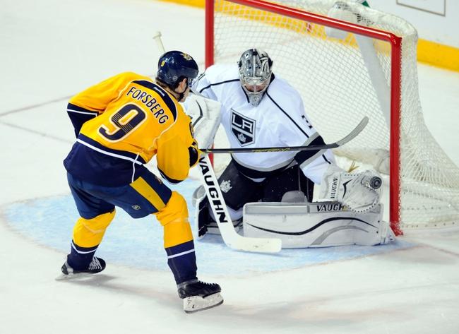 Los Angeles Kings vs. Nashville Predators - 3/14/15 NHL Pick, Odds, and Prediction