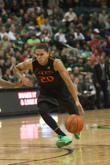 Miami Hurricanes vs. South Alabama Jaguars - 11/28/14 College Basketball Pick, Odds, and Prediction