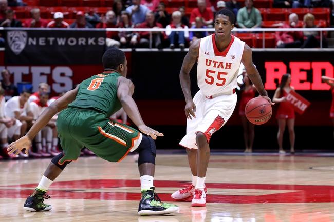 Utah Utes vs. Wichita State Shockers - 12/3/14 College Basketball Pick, Odds, and Prediction