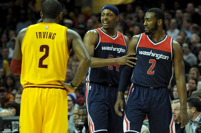 Wizards vs. Cavaliers - 2/20/15 NBA Pick, Odds, and Prediction