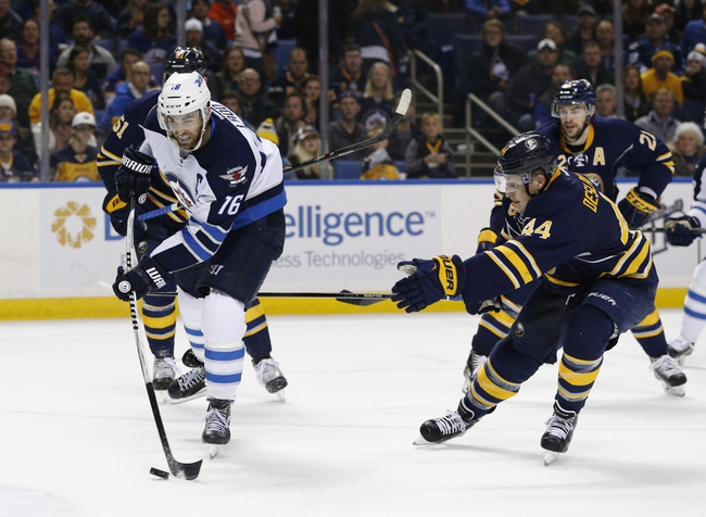 Winnipeg Jets vs. Buffalo Sabres - 12/16/14 NHL Pick, Odds, and Prediction