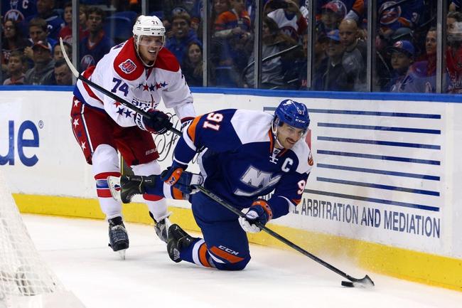 Capitals vs. Islanders - 11/28/14 NHL Pick, Odds, and Prediction