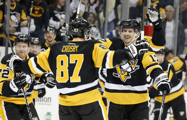 Pittsburgh Penguins vs. Toronto Maple Leafs - 10/17/15 NHL Pick, Odds, and Prediction