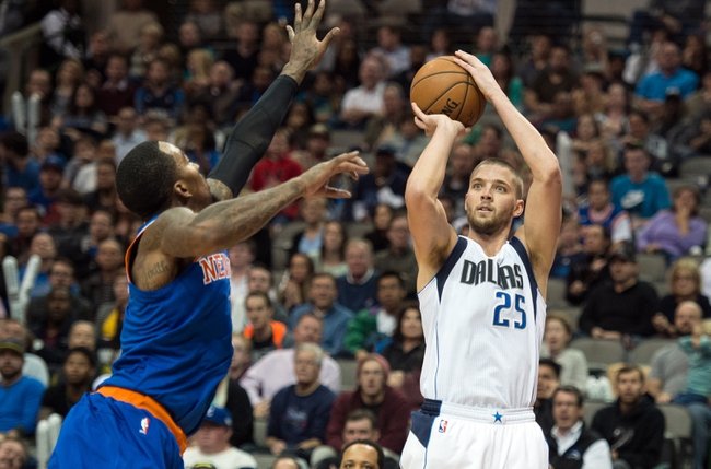 New York Knicks vs. Dallas Mavericks - 12/16/14 NBA Pick, Odds, and Prediction