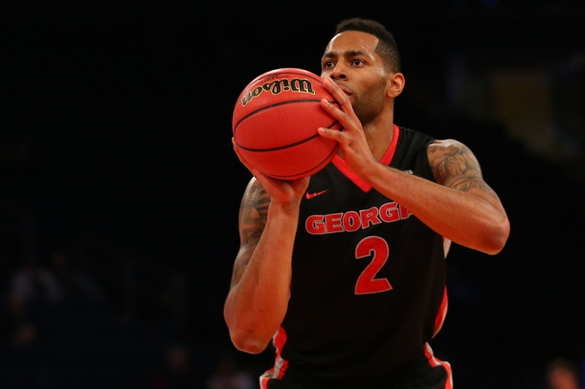 Georgia vs. Mercer - 12/27/14 College Basketball Pick, Odds, and Prediction