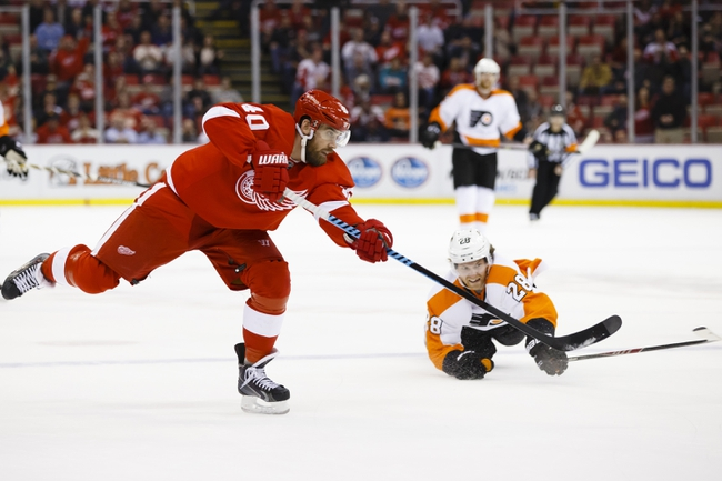 Flyers vs. Red Wings - 3/14/15 NHL Pick, Odds, and Prediction