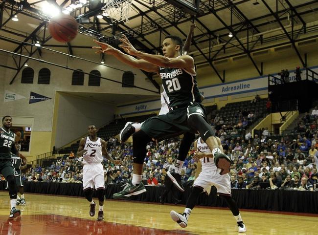 Marquette vs. Michigan State - 11/28/14 College Basketball Pick, Odds, and Prediction