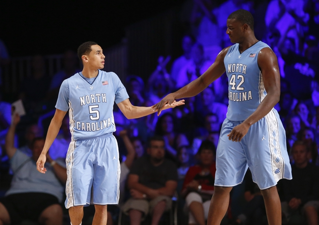 North Carolina vs. Iowa - 12/3/14 College Basketball Pick, Odds, and Prediction