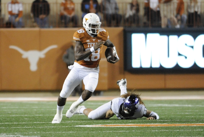 Texas Bowl: Texas vs. Arkansas  - 12/29/14 College Football Pick, Odds, and Prediction