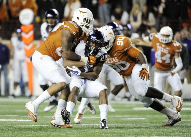 Texas vs. Arkansas Texas Bowl 12/29/14 College Football Pick, Odds, and Prediction
