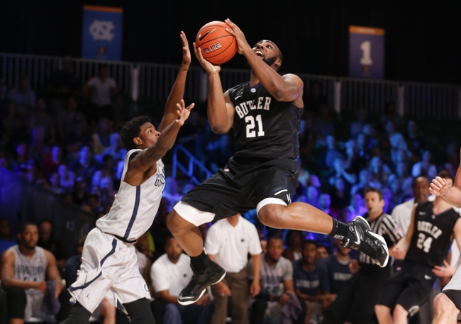Georgetown vs. Butler - 1/17/15 College Basketball Pick, Odds, and Prediction
