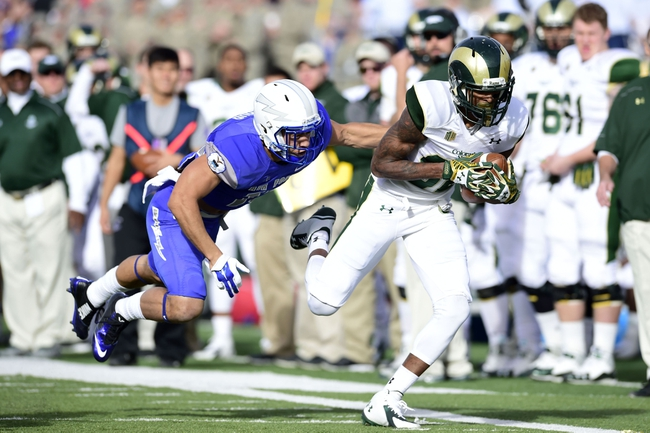 Colorado State vs. Savannah St - 9/5/15 College Football Pick, Odds, and Prediction