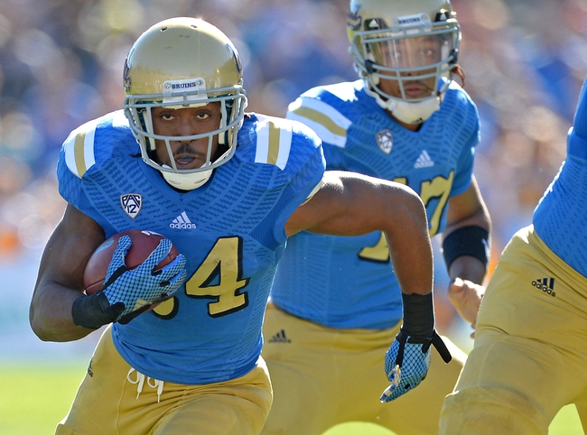 UCLA vs. Virginia - 9/5/15 College Football Pick, Odds, and Prediction