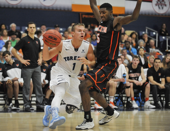 St. Mary's Gaels vs. San Diego Toreros - 1/15/15 College Basketball Pick, Odds, and Prediction