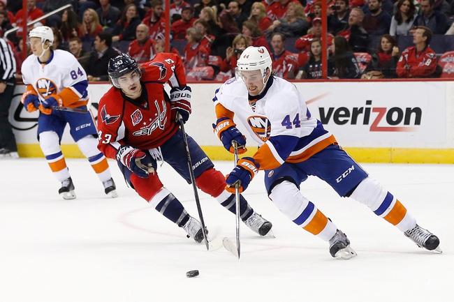Islanders vs. Capitals - 12/29/14 NHL Pick, Odds, and Prediction