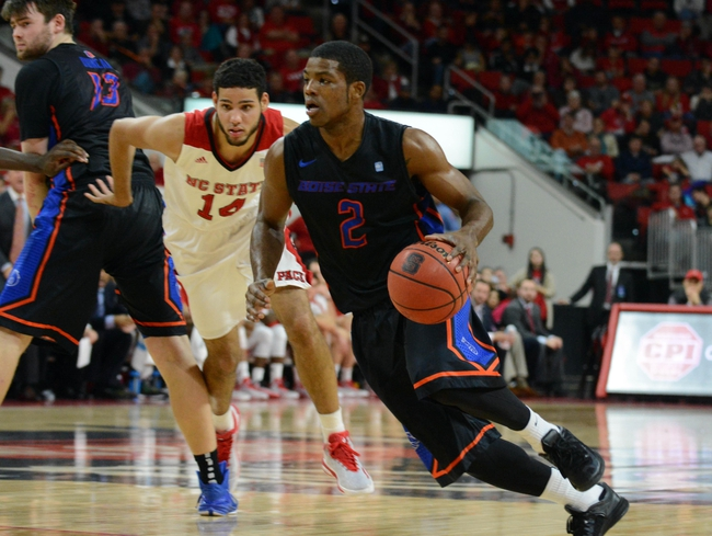 St. Mary's vs. Boise State - 12/6/14 College Basketball Pick, Odds, and Prediction