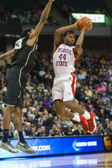 North Carolina Central Eagles vs. Delaware State Hornets - 1/26/15 College Basketball Pick, Odds, and Prediction