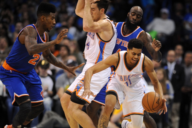 Knicks vs. Thunder -  NBA Pick, Odds, and Prediction