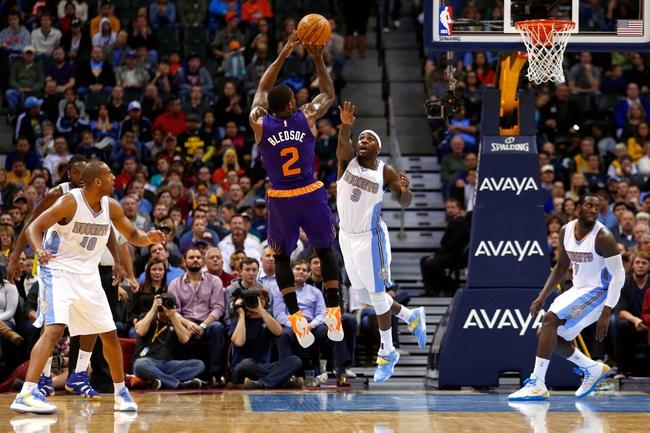 Nuggets vs. Suns - 2/25/15 NBA Pick, Odds, and Prediction