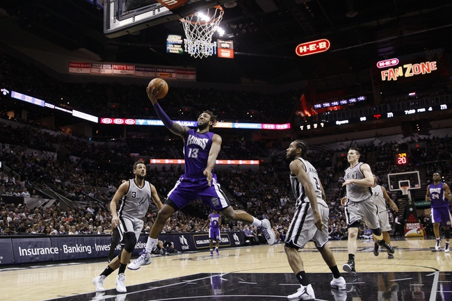 Kings vs. Spurs - 2/27/15 NBA Pick, Odds, and Prediction