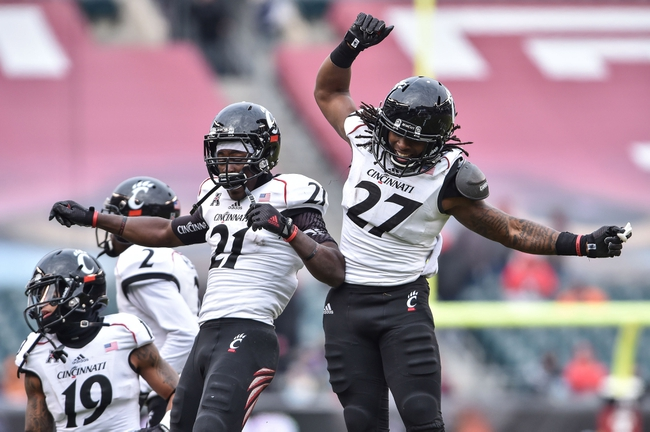Cincinnati Bearcats vs. Houston Cougars - 12/6/14 College Football Pick, Odds, and Prediction