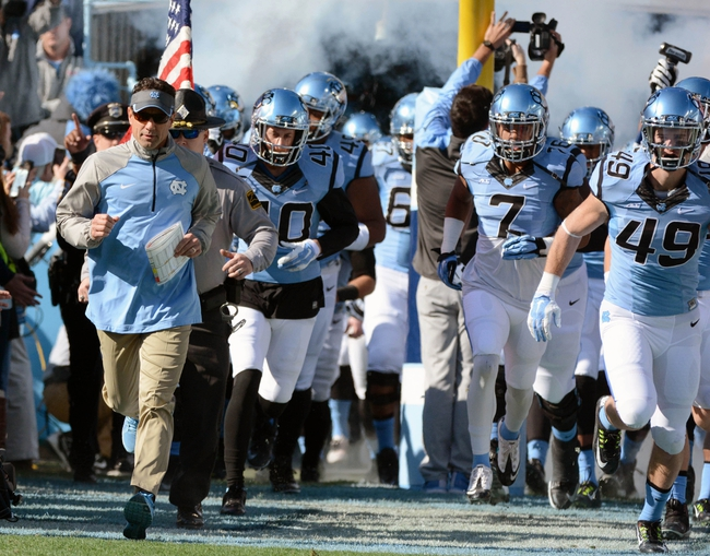 College Football Preview: The 2015 North Carolina Tar Heels