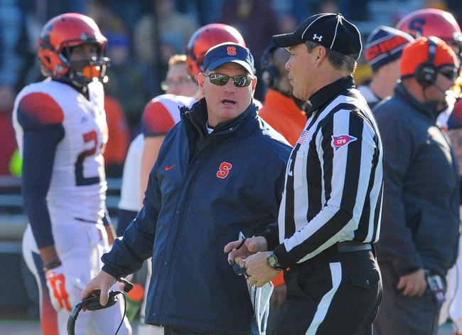 College Football Preview: The 2015 Syracuse Orange