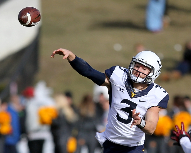 Liberty Bowl: West Virginia vs. Texas A&M - 12/29/14 College Football Pick, Odds, and Prediction