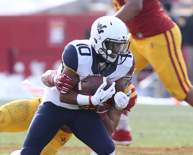 West Virginia vs. Texas A&M Aggies Liberty Bowl - 12/29/14 College Football Pick, Odds, and Prediction