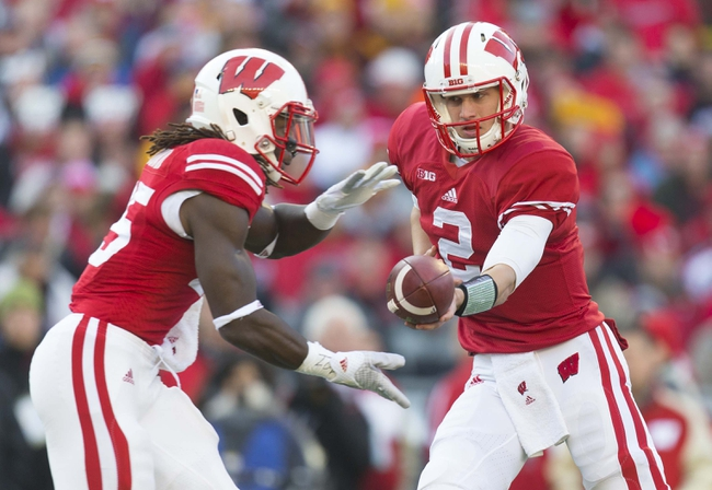 Ohio State vs. Wisconsin - 12/6/14 College Football Pick, Odds, and Prediction