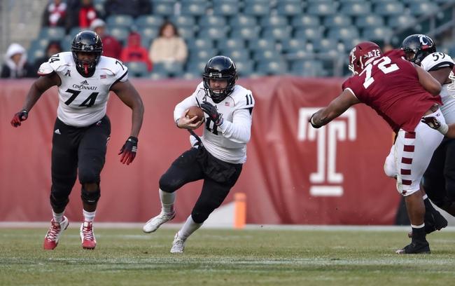 Military Bowl: Virginia Tech vs. Cincinnati - 12/27/14 College Football Pick, Odds, and Prediction