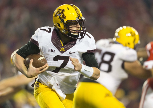 Minnesota vs. TCU - 9/3/15 College Football Pick, Odds, and Prediction