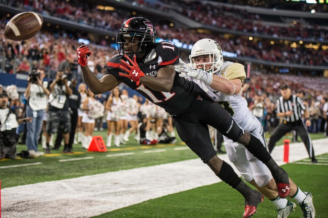 Texas Tech Red Raiders vs. Sam Houston State BearKats - 9/5/15 College Football Pick, Odds, and Prediction