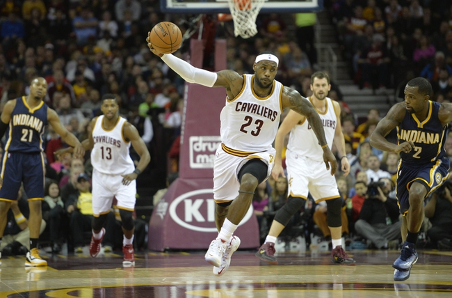 Indiana Pacers vs. Cleveland Cavaliers - 2/6/15 NBA Pick, Odds, and Prediction