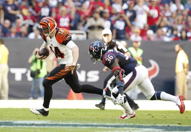 Fantasy Football 2015: Texans at Bengals Week 10 Preview