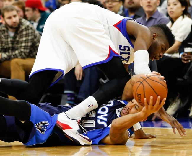 Philadelphia 76ers vs. Dallas Mavericks - 11/16/15 NBA Pick, Odds, and Prediction