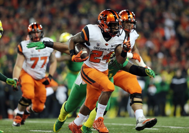 Oregon State vs. Weber State - 9/4/15 College Football Pick, Odds, and Prediction