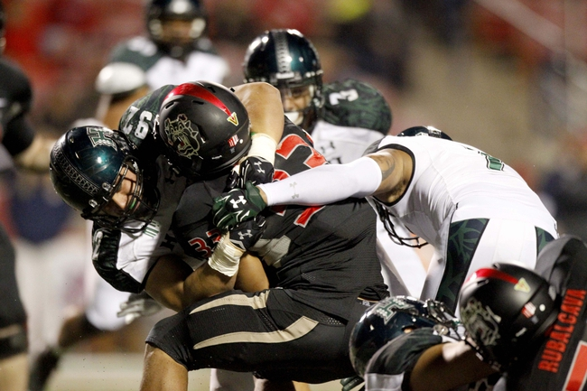 Hawaii Warriors vs. Fresno State Bulldogs - 11/14/15 College Football Pick, Odds, and Prediction