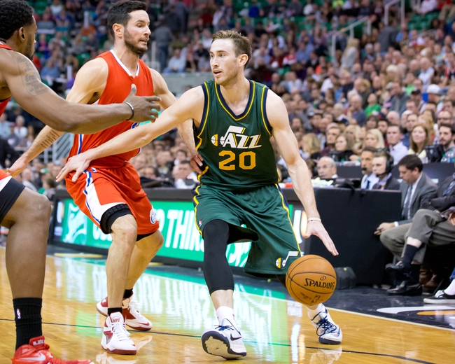 Clippers vs. Jazz - 12/29/14 NBA Pick, Odds, and Prediction